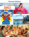 Family Vacations Brochure