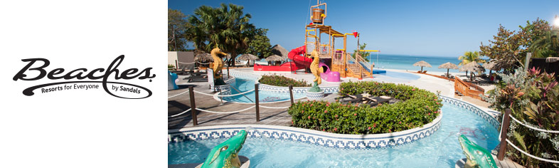 Beaches Resorts - Kids Pool