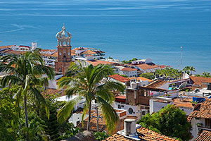 Puerto Vallarta, Church of Our Lady of Guadalupe