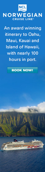 $500 OFF per booking on Norwegian Cruise Line Hawaii Cruises