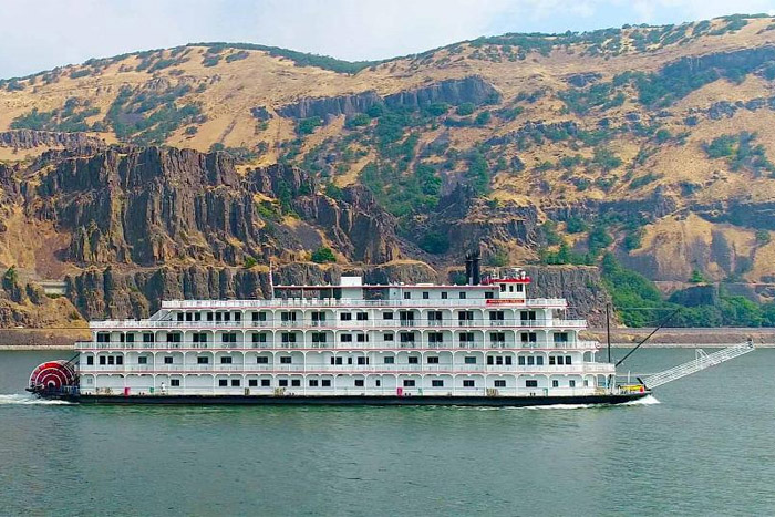 Columbia & Snake River Cruise