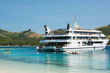 Fiji Princess, Blue Lagoon Cruises