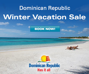 Dominican Republic - $100 OFF per booking