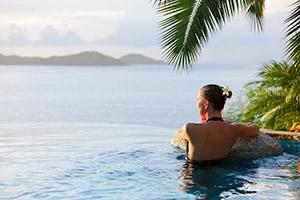 Caribbean Infiniti Pool