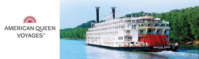 American Queen Steamboat Mississippi Cruises