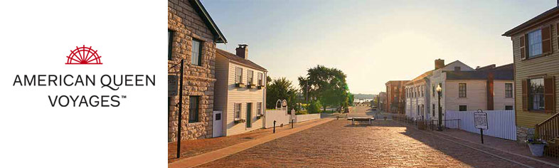 Mark Twain's home town, Hannibal Missouri