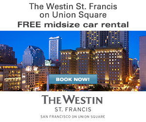 The Westin St. Francis on Union Square