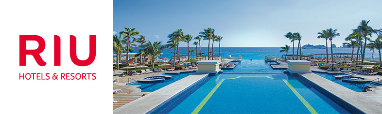 Infiniti Pool Los Cabos, Riu Hotels & Resorts